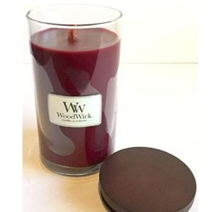 WoodWick Candle Plum Berry Orchard